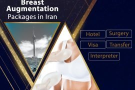 breast augmentation package in iran