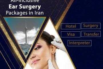 ear surgery package in iran