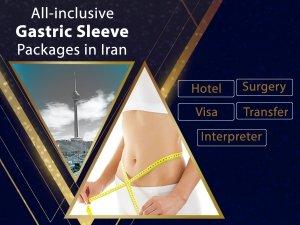 gastric sleeve package n iran