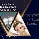 hair transplant package in iran
