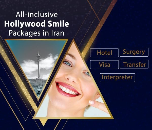Hollywood-smile-package-in-iran