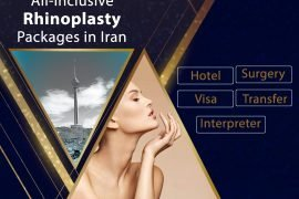 rhinoplasty package in iran