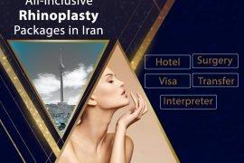 rhinoplasty package in iran