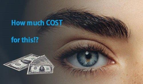 Eyebrow transplant cost in iran