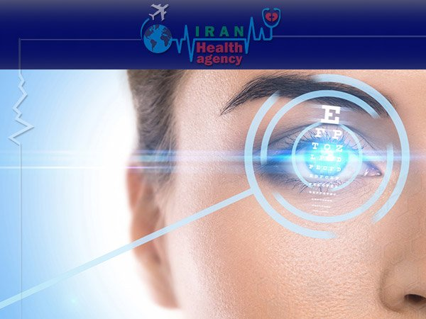Laser capsulotomy eye surgery in Iran
