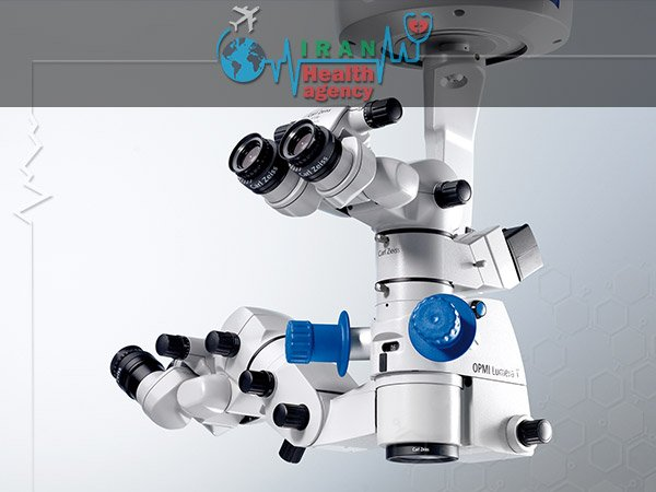 The Usage of surgical microscope
