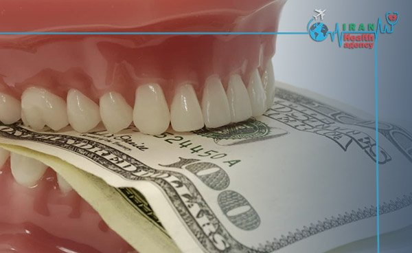 Tooth implant cost in Iran