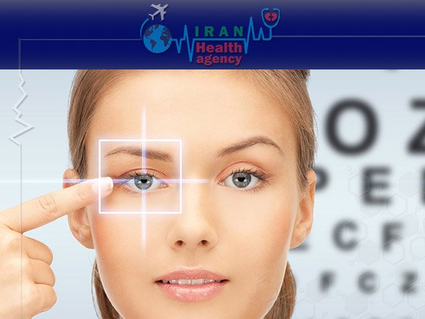 eye surgery in Iran