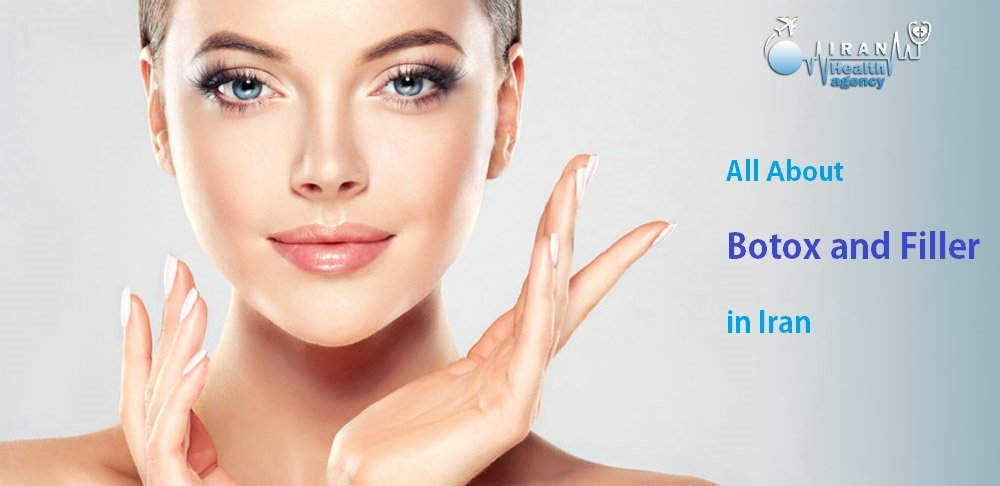 All about Botox and filler in Iran