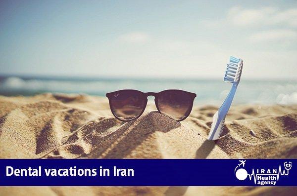 Dental vacations in Iran