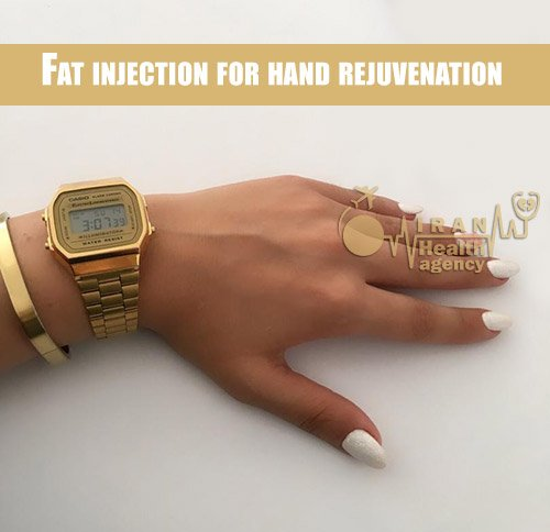 Fat injection for hand rejuvenation