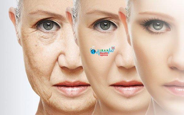 Skin Rejuvenation by iran health agency