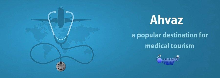 medical tourism in ahvaz