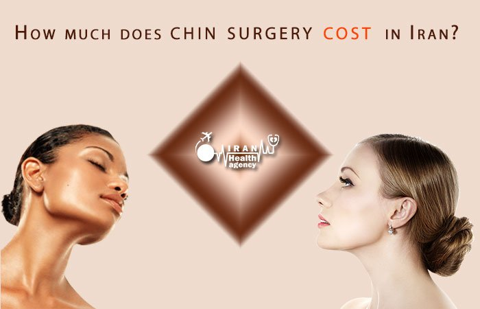 How much does chin surgery cost in Iran