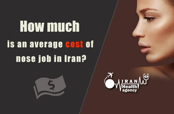 How much is an average cost of nose job in Iran