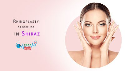 Rhinoplasty or nose job in Shiraz