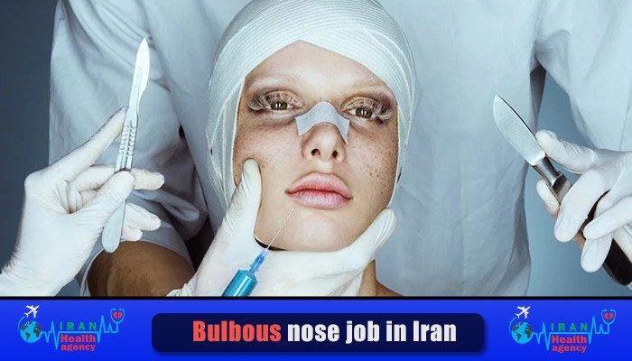 bulbous nose job