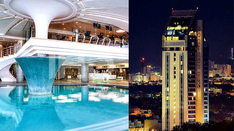 shiraz hotels