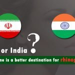 rhinoplasty in Iran and India