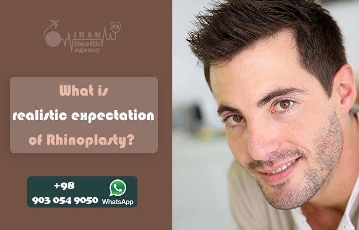realistic expectation of Rhinoplasty