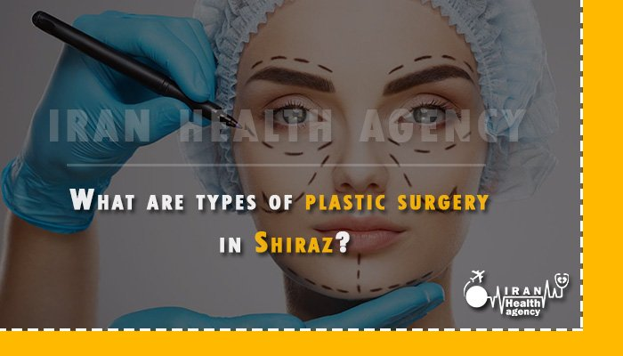 types of plastic surgery in Shiraz