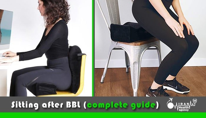 Ways to sit after BBL