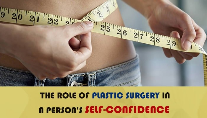 plastic surgery in a person's self-confidence
